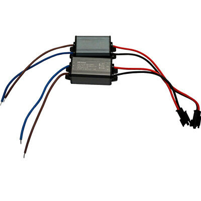 IP67 LED DRIVER ELECTRONIC TRANSFORMER 3-36W POWER SUPPLY 300mA CONSTANT CURRENT