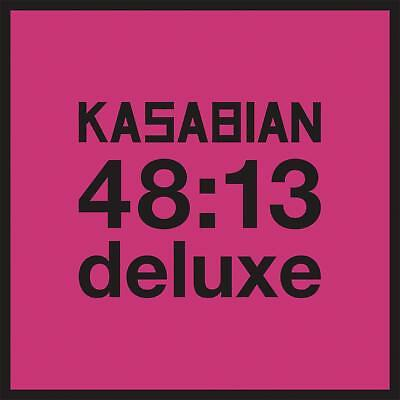 Kasabian - 48:13 (Deluxe Edition) - Cd - New