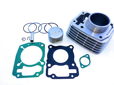 125cc Cylinder  Barrel Kit for Honda CBF125 52.4 MM IN STOCK NEW 2008 to 2016