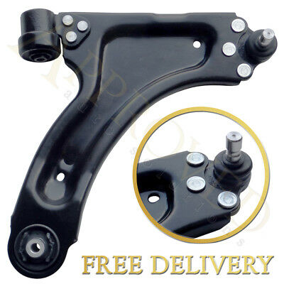 Vauxhall Combo (Mk.2 C) 01-11 Front Lower Wishbone Suspension Control Arm Right