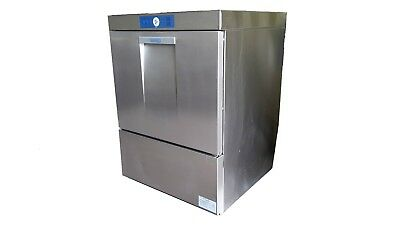 Hobart FXL-70N Commercial Dishwasher Unedrcounter Stainless (3 Phase) + 1 Basket