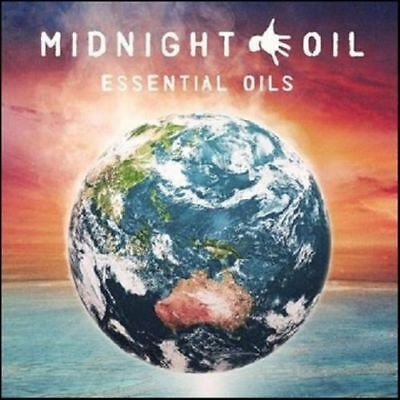 Midnight Oil - Essential Oils [New & Sealed] CD