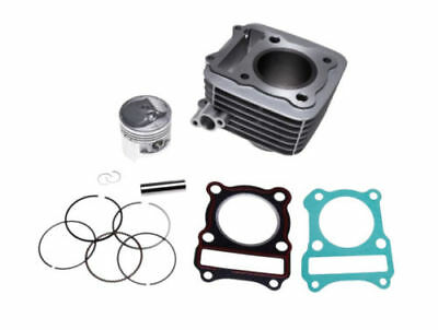 125cc Cylinder Barrel Kit for Suzuki GZ125 MARAUDER 57mm Piston Rings Gaskets