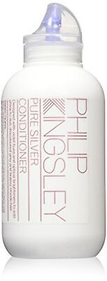 Philip Kingsley Pure Silver Conditioner (For Dull, Discoloured Grey Hair 250ml