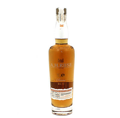 A.H. RIISE - X.O. Reserve - Super Premium Single Barrel Rum - 350ml Flasche!