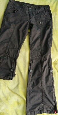 EDC BY ESPRIT Play Turn Up Cargo Hose Comfort Fit Gr.40 Long EDC Top ... e8f3c3d401