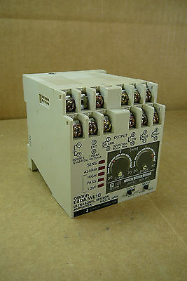 E4DA-WL1C Omron Ultrasonic Sensor Switch Amplifier Controller E4DAWL1C