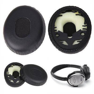 Ear Pads Replacement Cushion for Quiet Comfort QC3 OE/On-Ear Headphon DE