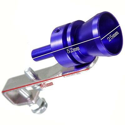 Sound Whistle Universal 31MM Blue Turbo Whistle Best Gifts Pipe Whistle XL