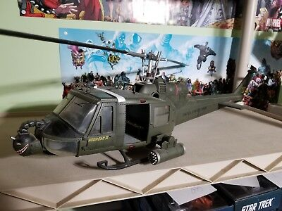 Ultimate Soldier Xd 21st Century Toys 1 18 Uh 1 Huey Hog Hoghead Ii Helicopter