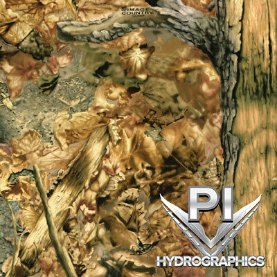 Hydrographic Film Hydro Dipping Water Transfer Printing TimberTec Brown RC200