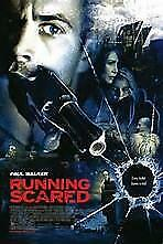 RUNNING SCARED ORIGINAL 27x40 MOVIE POSTER (2006) WALKER & BRIGHT