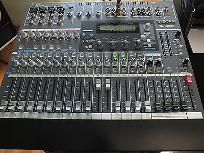 Tascam TM-D1000 digitaler Mixer