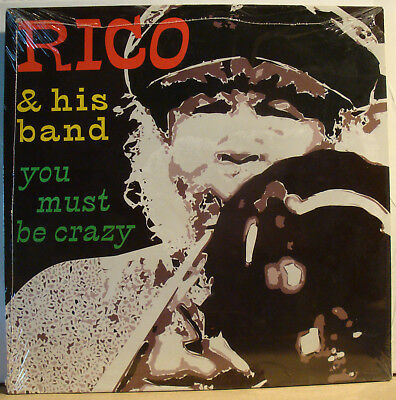 LP RICO & HIS BAND - You Must Be Crazy  1996