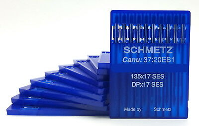 100 Schmetz 23Bp 135X17 Dpx17 Sy3355 Industrial Sewing Machine Needle Walking Ft