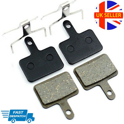 Replacement Disc Brake Pad Set x 2 Pairs for PROMAX DSK Hydraulic// Mechanical
