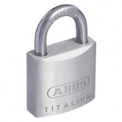 NEW Abus 54TI/30 Titalium Padlock Lock Security
