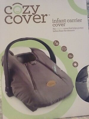Cozy Cover For Infant Car Seat