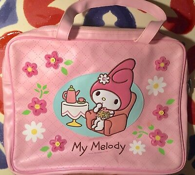 3a6e8ac73649 SANRIO MY MELODY large pink tote bag -  13.90