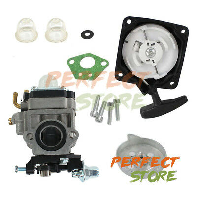 Carburetor Kit For Earthquake E43 Earth Auger Powerhead MC43CE MC43E MC43ECE