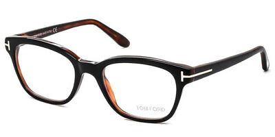 80e70564686 NEW WOMEN EYEGLASSES Tom Ford FT5207 050 49 -  128.00