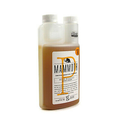 Mammoth P Microbes Active Microbials Phosphorus Bud Bloom Booster 500mL 500 mL