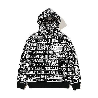 96217ae6a NEW SUPREME / HYSTERIC GLAMOUR Official Sticker JAPAN import ...