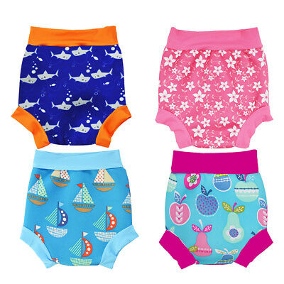 Baby Swim Diaper Nappy Swimming Pants Kids Quick Dry Swimwear Swimsuit