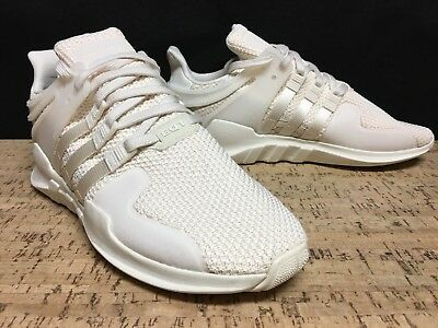 huge selection of e762c 6d30b Adidas Originals EQT Support ADV Athletic Shoes Off White Size 9.5 NEW  BY9586