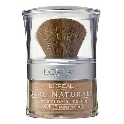 New Loreal True Match Naturale Powdered Mineral Foundation SPF 19 Choose Shade