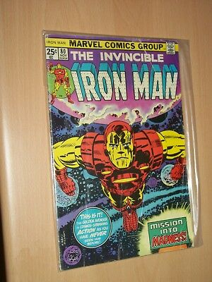 iron man invincible issue 80-83 very good condition