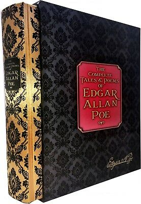 The Complete Tales & Poems of Edgar Allan Poe Gift Pack The Raven, The Black Cat