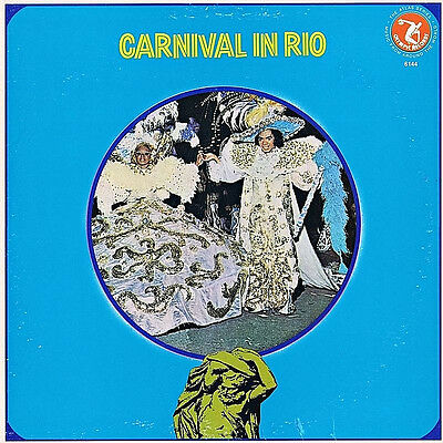 """12"""" Lp - Carnival In Rio - Olympic Records - Atlas-Series - Us 1978 