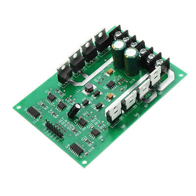 DC 3V To 36V 15A Industrial Grade High Power Double Motor Driver Module With H-B