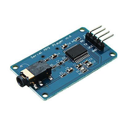 3pcs YX5300 MP3 Player Module Voice Serial Port Control Module With TF Card Slot