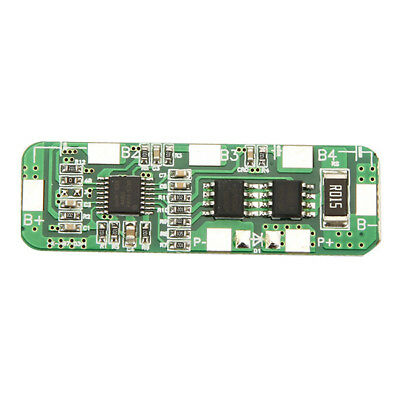 10Pcs 4A-5A 4 String 18650 Li-ion Lithium Battery Cell Protection Module Board