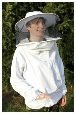 Beekeeping Jacket & Veil smock, bee keeping, protective clothing, FREE P&P