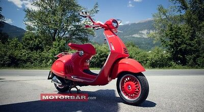 Vespa 946 125 i.e. 3V RED Edition