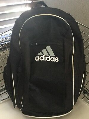 231d5f07f5e8 ADIDAS CLIMACOOL Fresh PAK Backpack Load Spring Soccer Bag Black and White