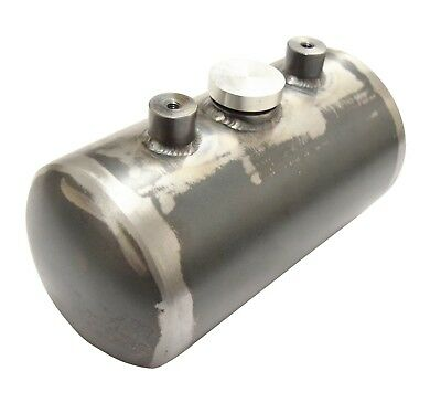 CDC Domed Motorcycle Oil Tank Chopper Sportster Universal