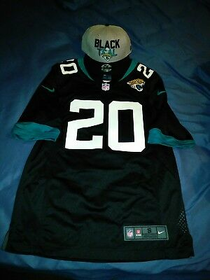 huge discount d7556 16574 Jacksonville Jaguars Jersey Jalen Ramsey Size Small and hat