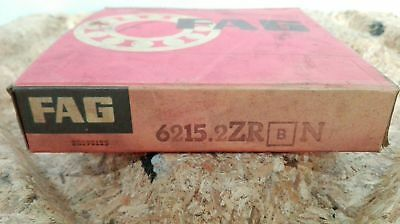 FAG Ball Bearing/Warehouse / Type: 6215.2ZR 75x130x25 mm / New/Boxed