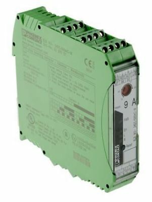 Phoenix Contact 9 A Solid State Relay, DIN Rail, 550 V ac Maximum Load