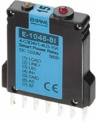 ETA 20 A Solid State Relay MOSFET, 32 V dc Maximum Load
