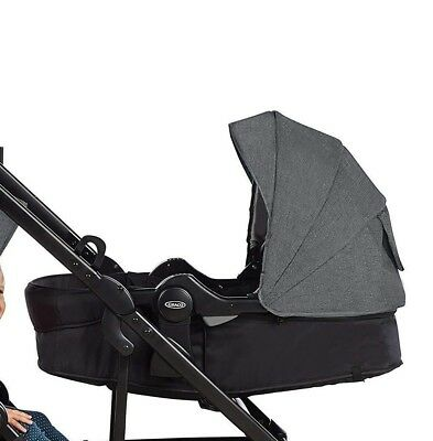 Graco Uno2Duo Second Seat With UV50 Canopy Recline New In Box Free Shipping
