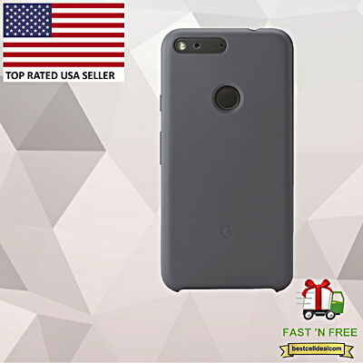 Google Silicone Slim Case Cover for Google Pixel Gray New in Box