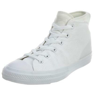 8587452134d031 Converse Chuck Taylor All-Star Syde Street Mid White White White (155490C