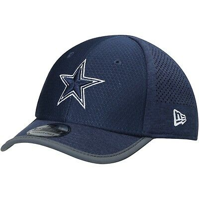 best loved 25d68 316bf Dallas Cowboys Nfl New Era Training Camp Official 39Thirty Toddler Hat Cap   28