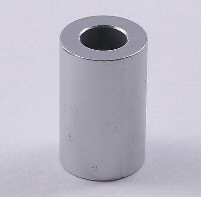 "New Aluminum Spacer bushing bung 5/8"" OD x 5/16"" ID x 1"" Long M8 Bore (8mm)"