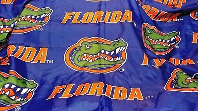 University Of FLORIDA GATORS Mascot Shower Curtain Northwest Company